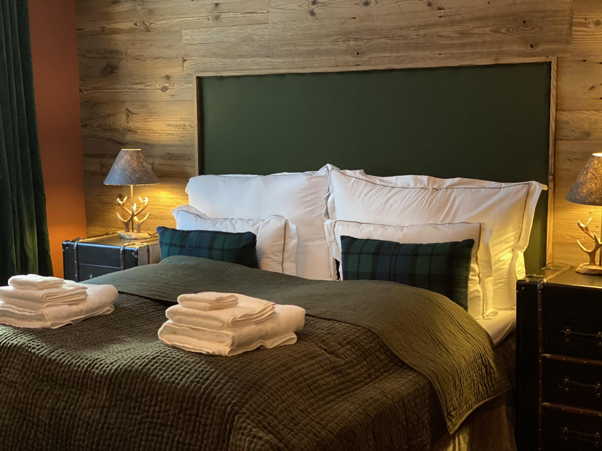 Amundsen Suite - 85 sq.m., 2 bedroom, 6 people, first floor