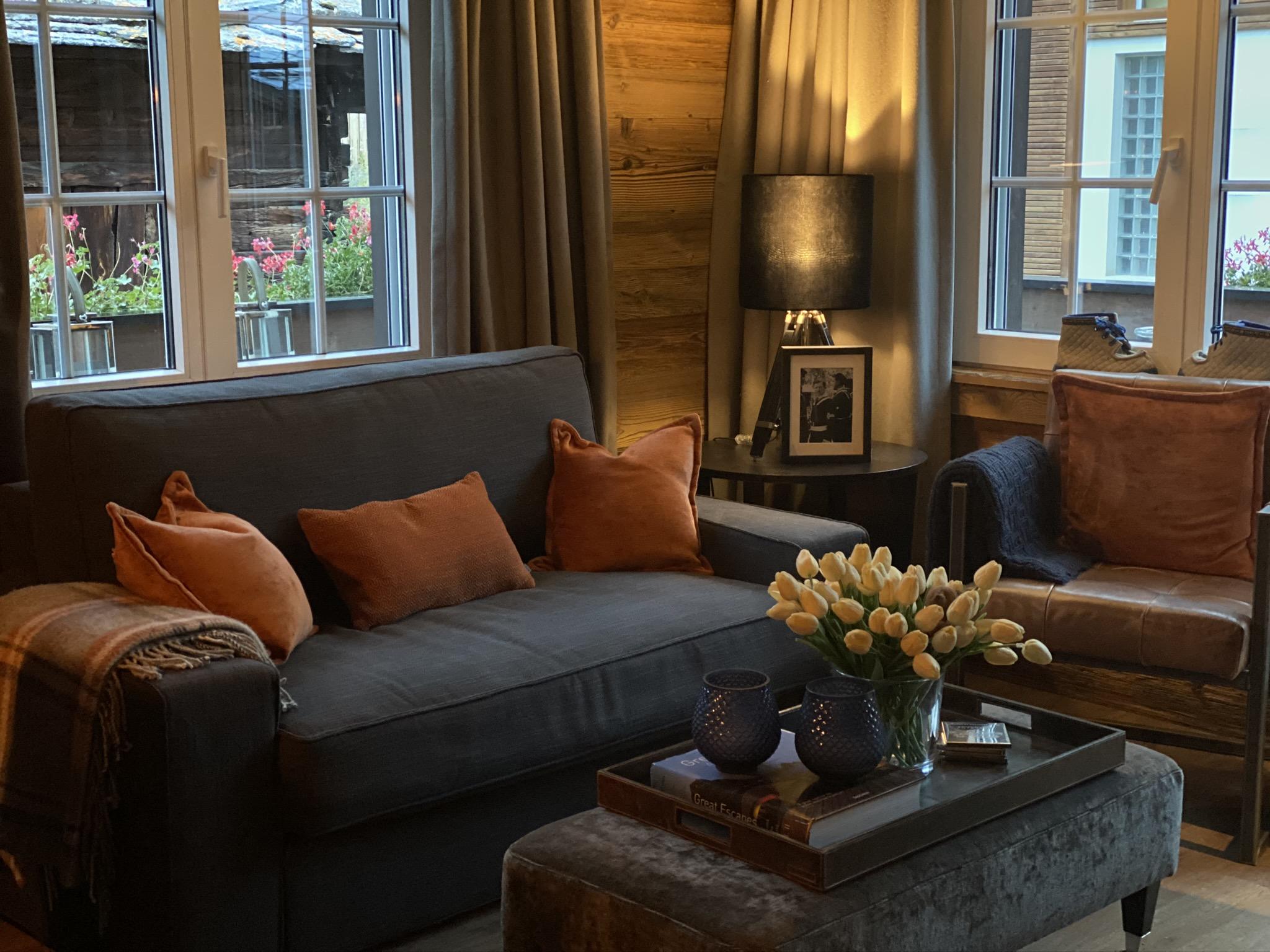 Birger Ruud Suite - 60 sq.m., 1 bedroom, 4 people, second floor